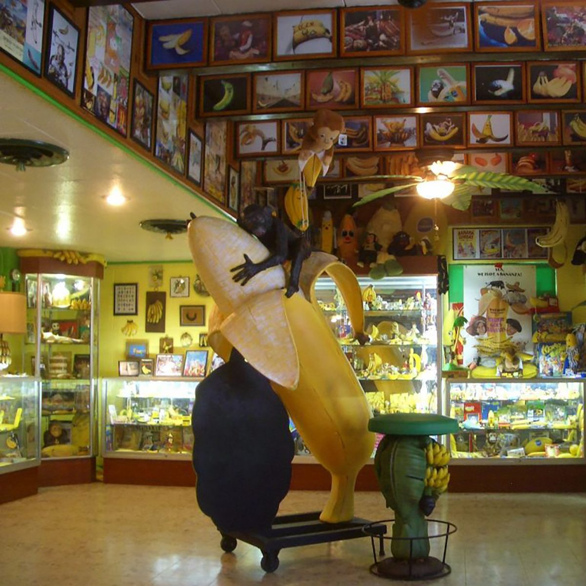 The International Banana Museum
