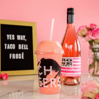Taco Bell Will Sell Frosé Freezes This Summer