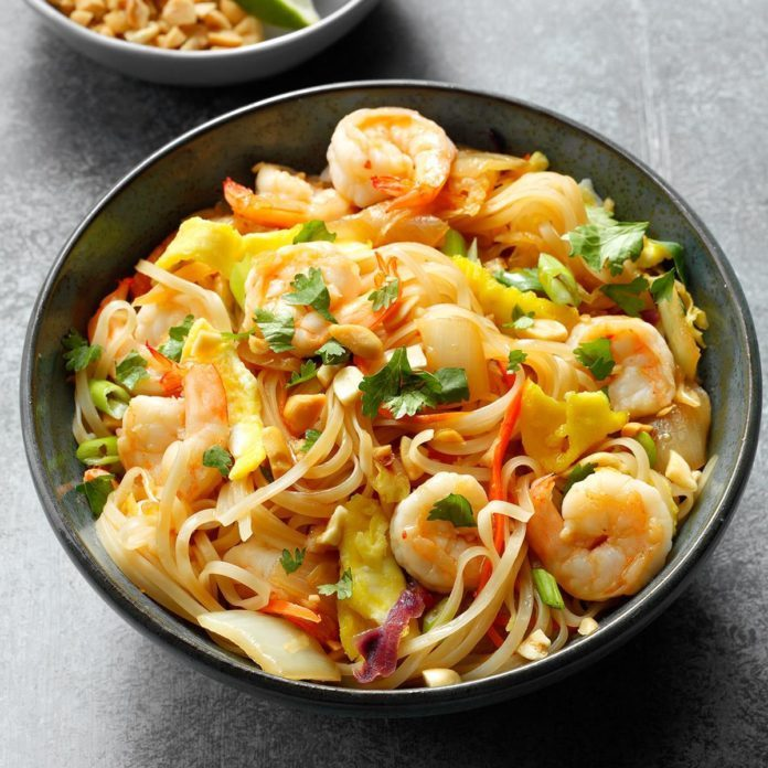 Day 30: Shrimp Pad Thai