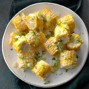 Slow-Cooked Corn on the Cob