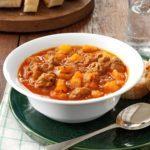 Spicy Potato Soup
