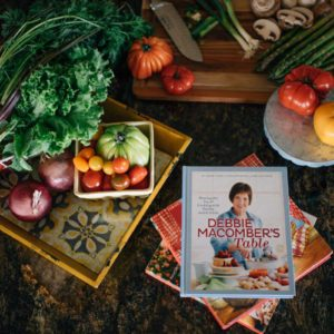 Romance Novelist Debbie Macomber Wrote a Cookbook—and We're in Love!