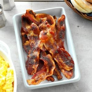 Sweet 'N' Spicy Bacon