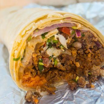 """This """"10-Pound Burrito"""" Is Probably Way More Than 10 Pounds"""