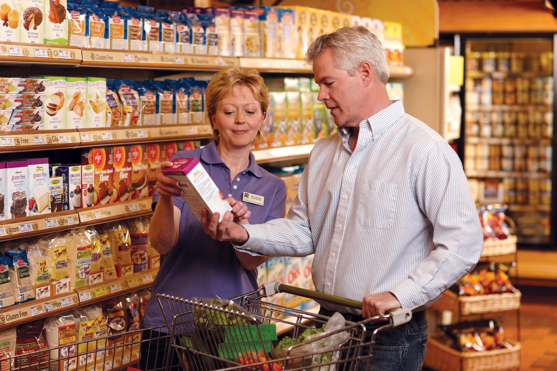 Wegmans grocery store Nature's Market