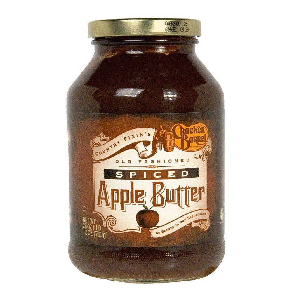 Spiced Apple Butter