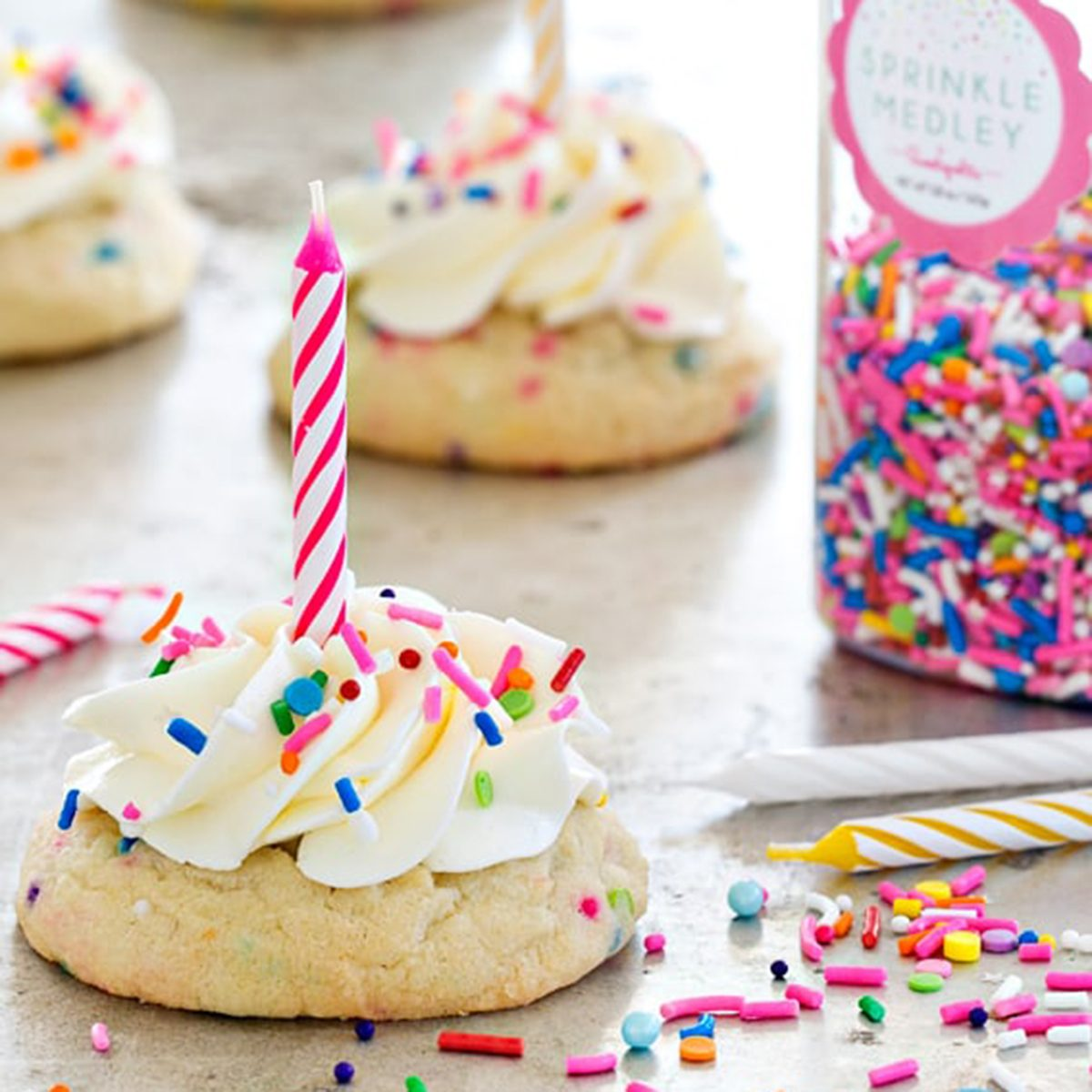 15 Cute Birthday Cake Inspired Recipes