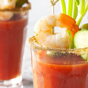 The Secret to Making a Great Bloody Mary