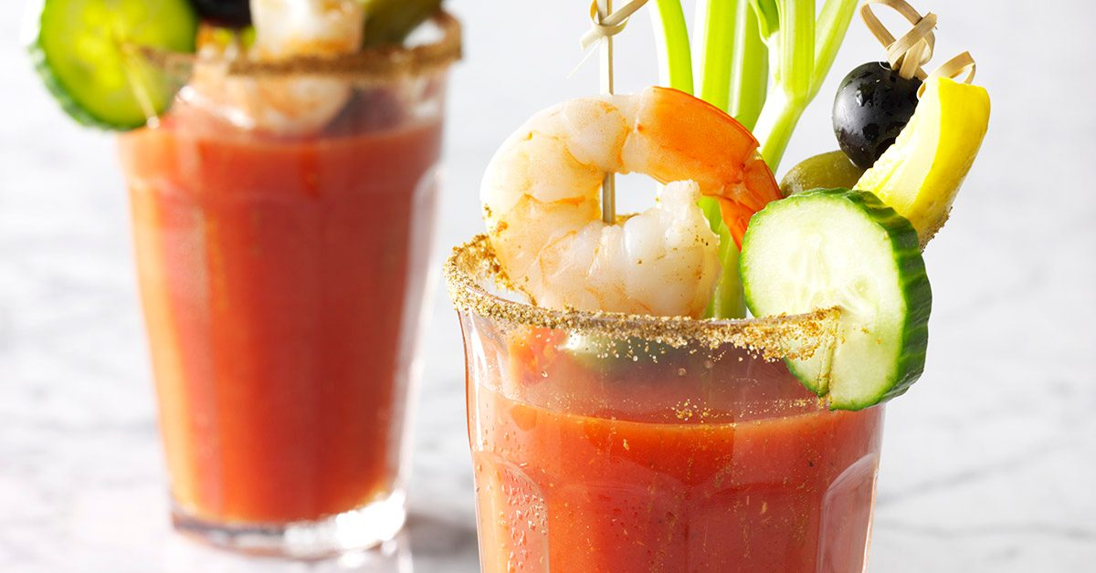 The Secret to a Great Bloody Mary