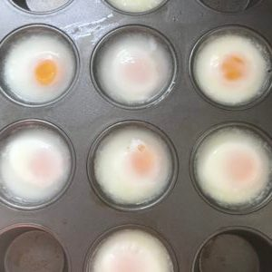 We Tried the Muffin-Tin Method for Poaching Eggs—Here's What You Should Know