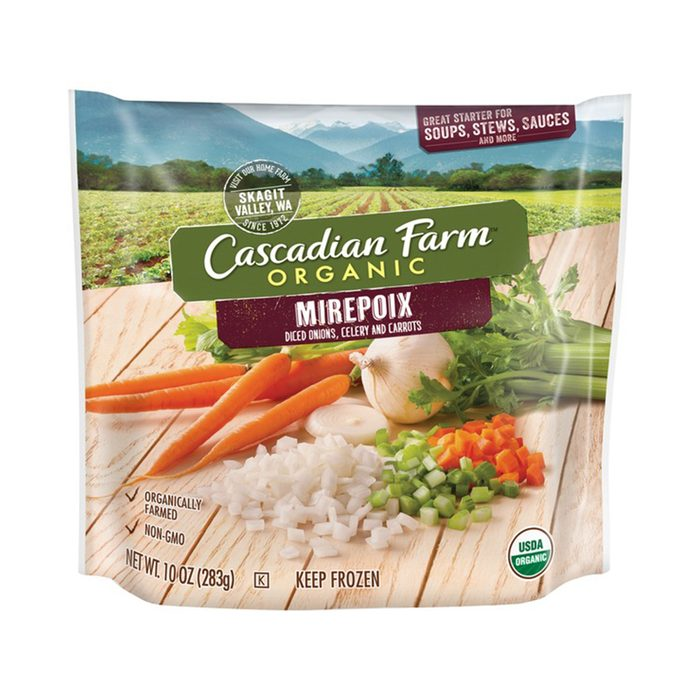 Cascadian, amazon, frozen, product, mirepoix