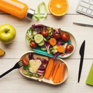 Want to Be Healthier AND More Productive? Eat Lunch.