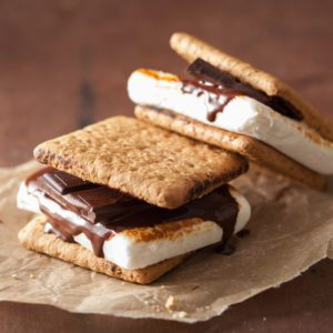12 Surprising Things to Add to Your S'mores