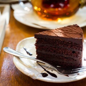 There's a Scientific Reason Why You Can't Stop Eating Chocolate Cake