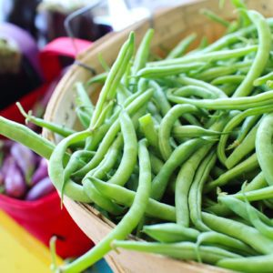 How to Pick the Best Green Beans