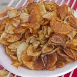 How to Make Homemade Potato Chips with a Spiralizer