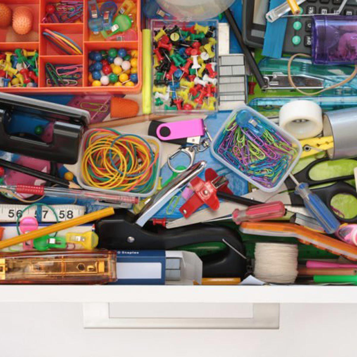 Junk drawer