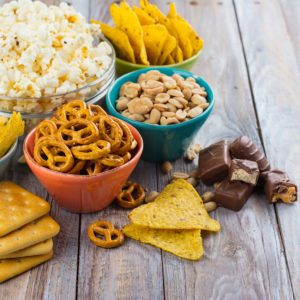 7 Tiny Changes to Stop Constant Snacking