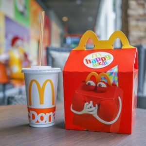 McDonald's Is Bringing Back a Bunch of '90s Happy Meal Toys