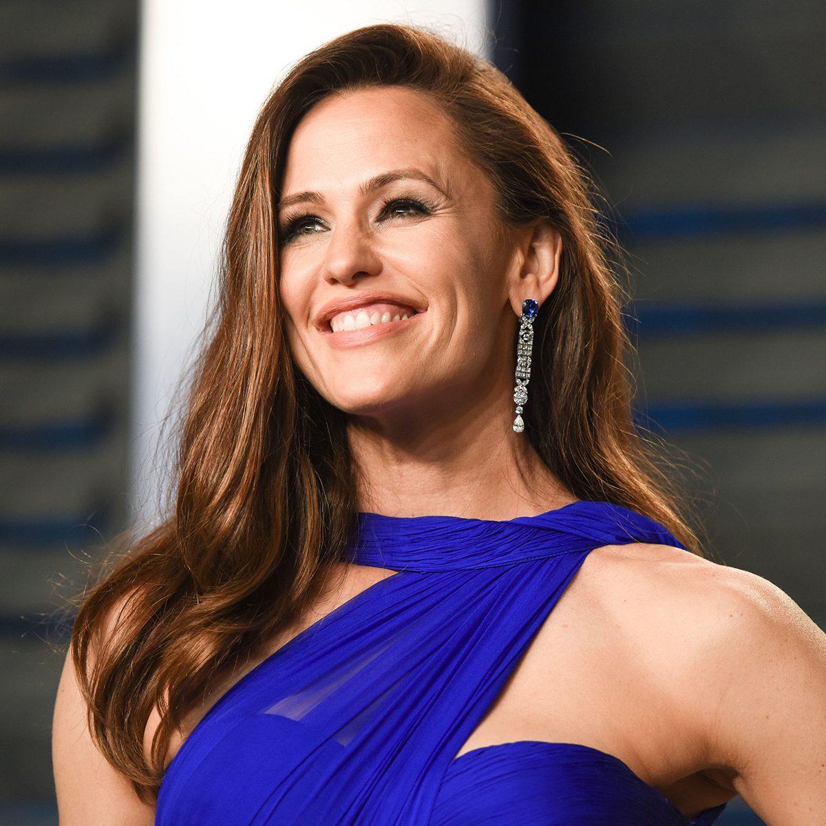 Jennifer Garner Vanity Fair Oscar Party, Arrivals, Los Angeles, USA - 04 Mar 2018