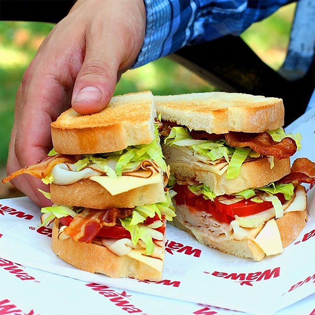 wawa sandwich