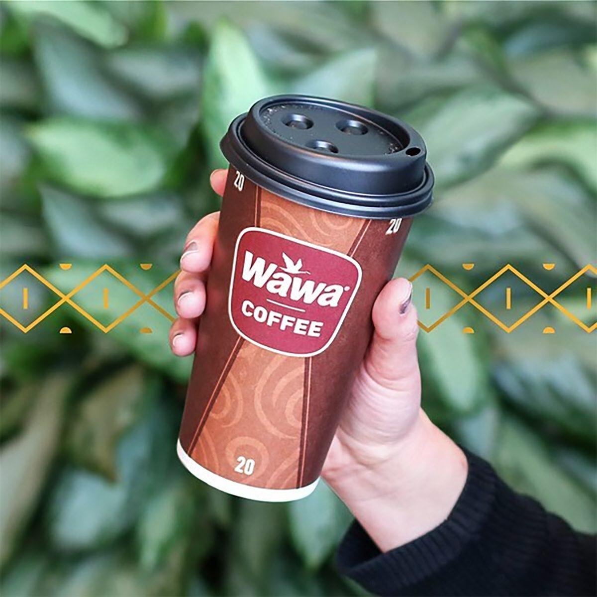 hot wawa coffee