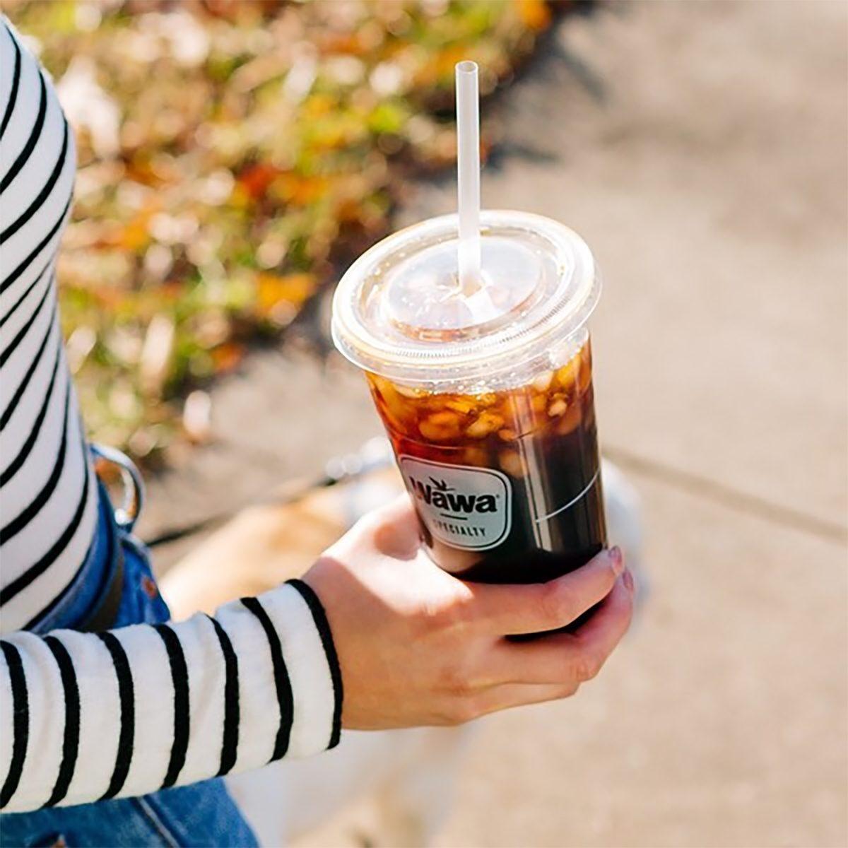 cold wawa coffee