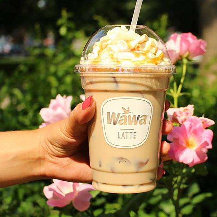 wawa iced coffee