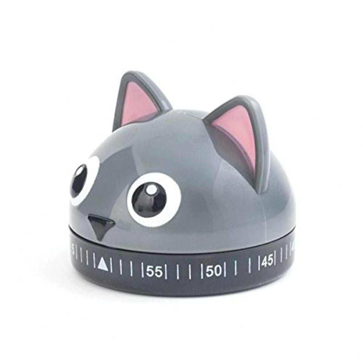 Kikkerland cat timer