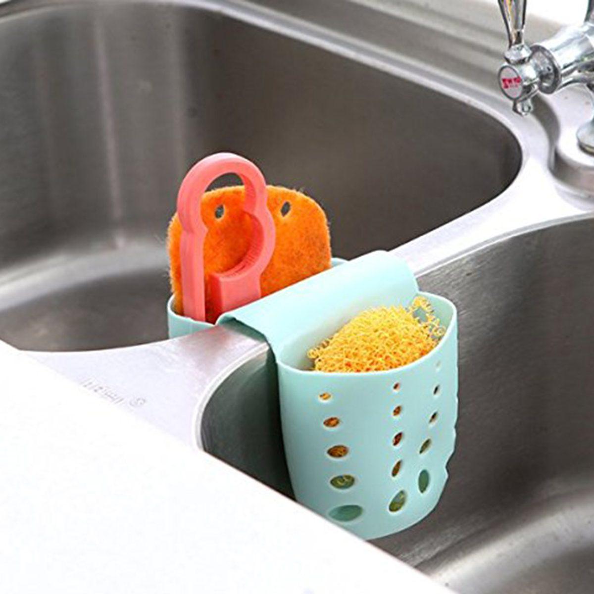 Sponge Holder Sink Caddy Soap Holder