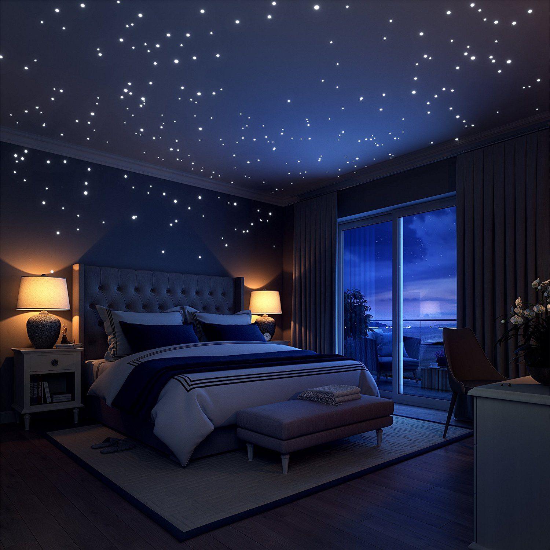 Glow In The Dark Stars Wall Stickers