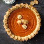 Autumn Harvest Pumpkin Pie