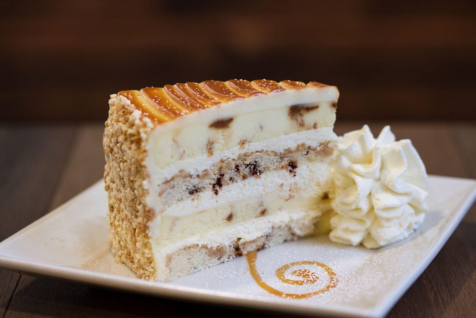 Cinnabon Cinnamon Swirl Cheesecake