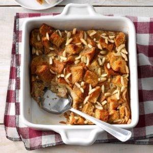 Chai-Spiced Bread Pudding