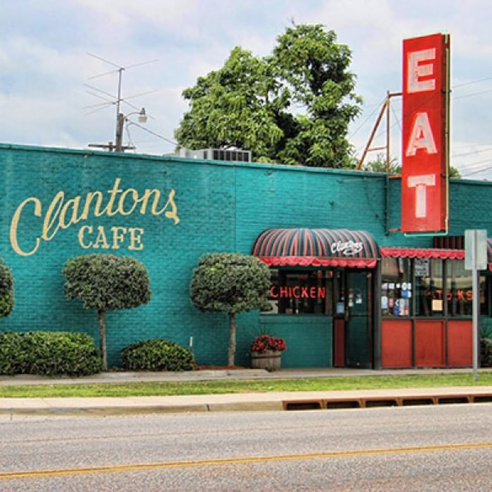Clanton's Café