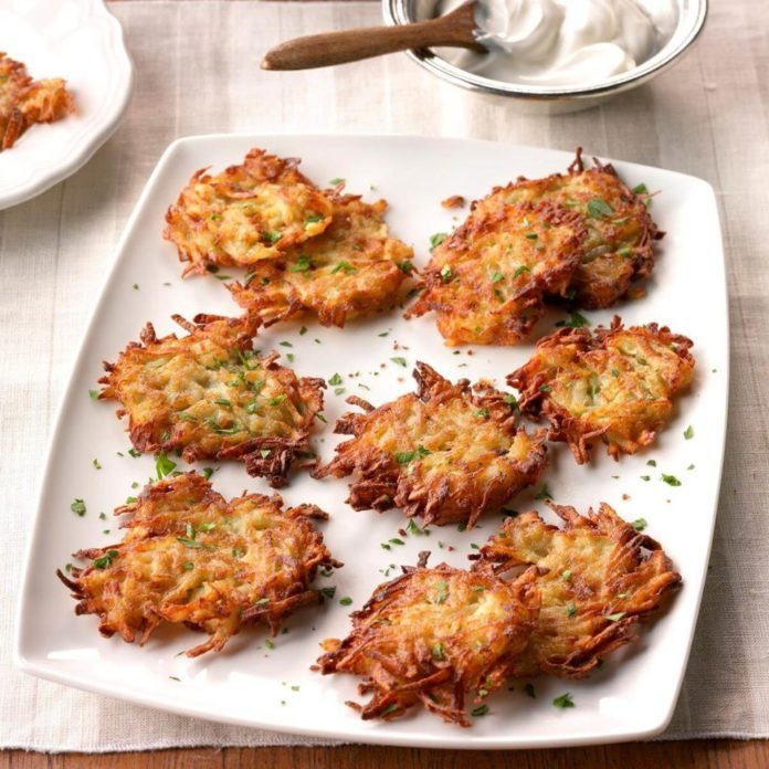 You'll Want These Latkes on Every Night of Hanukkah