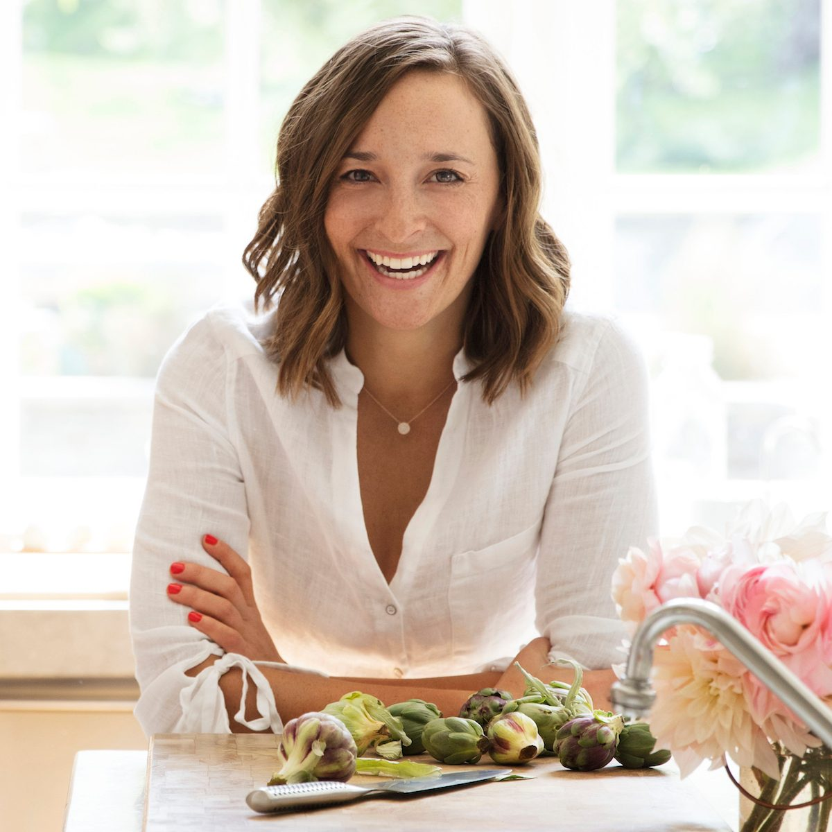 Gaby Dalkin, host of the What's Gaby Cooking? podcast