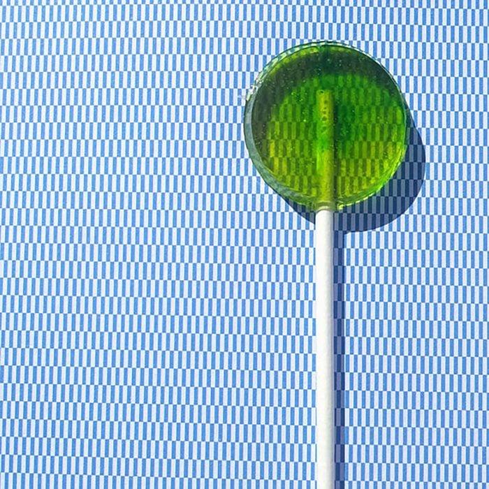 Dill Pickle Lollipop