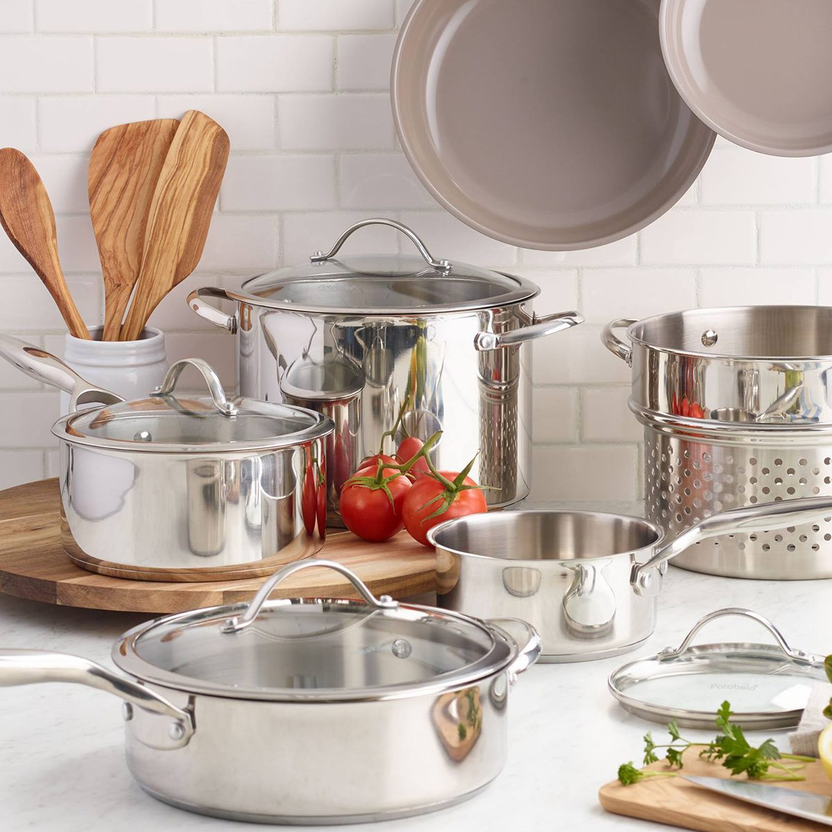 cost plus world market kitchen pots and pans - Must Have Kitchen Gadgets