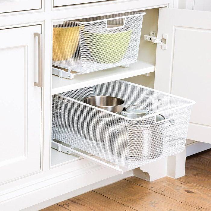 The Container Store kitchen storage ideas