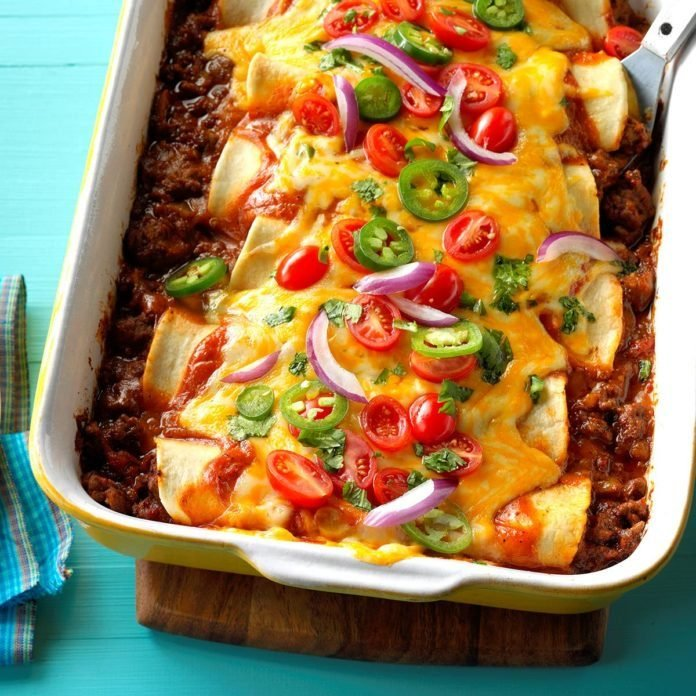 41 Ways to Make Enchiladas At Home