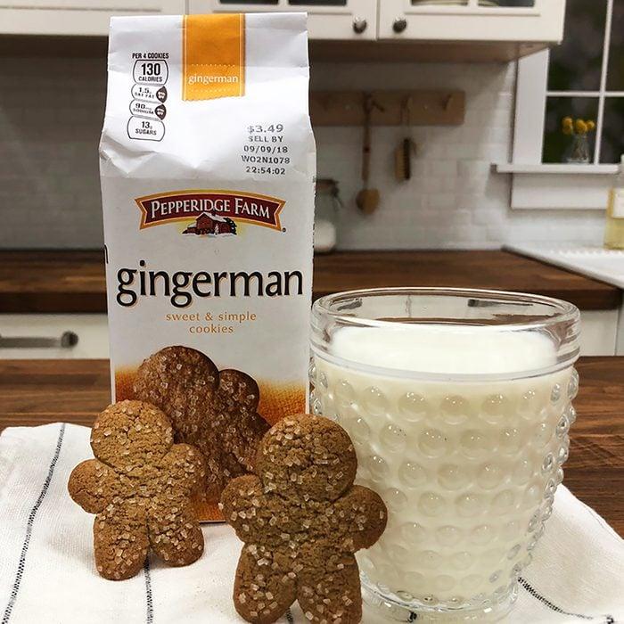 Pepperidge Farm Gingerman Cookies
