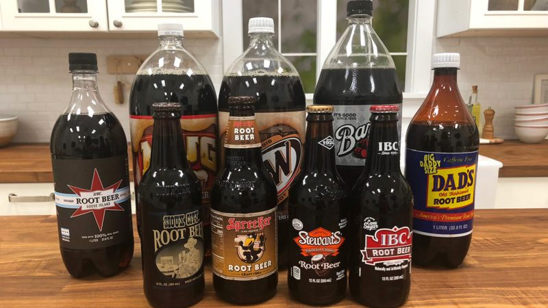 group of root beer, test