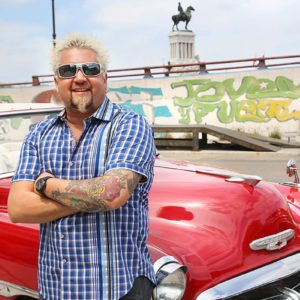 Guy Fieri Is Opening a Restaurant at Disney World