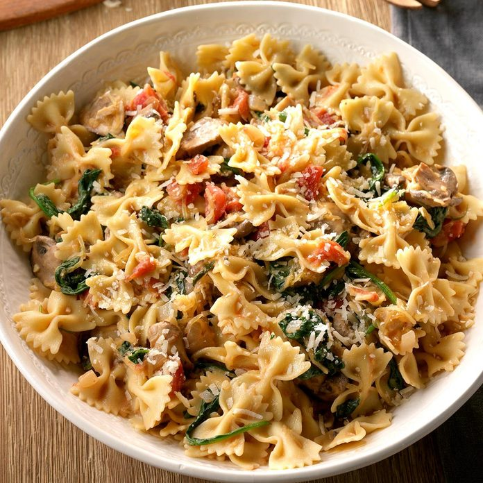 Low Sodium Pasta Recipes For A Hearty Healthy Meal