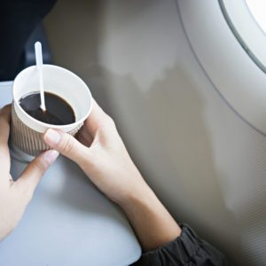 Here's Why You Should Never Order Coffee or Tea on a Plane