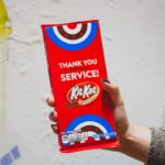 Hershey's New XL Candy Bars Pay Homage to Our Troops