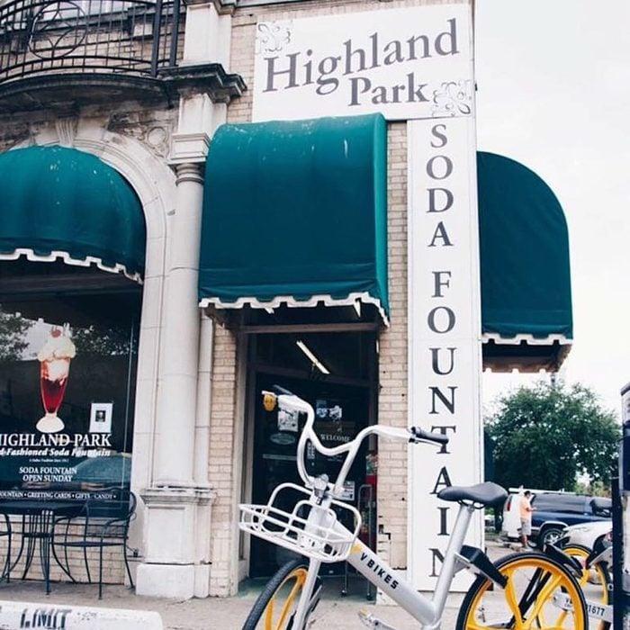 Highland Park Soda Fountain