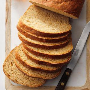 Honey Oatmeal Loaves