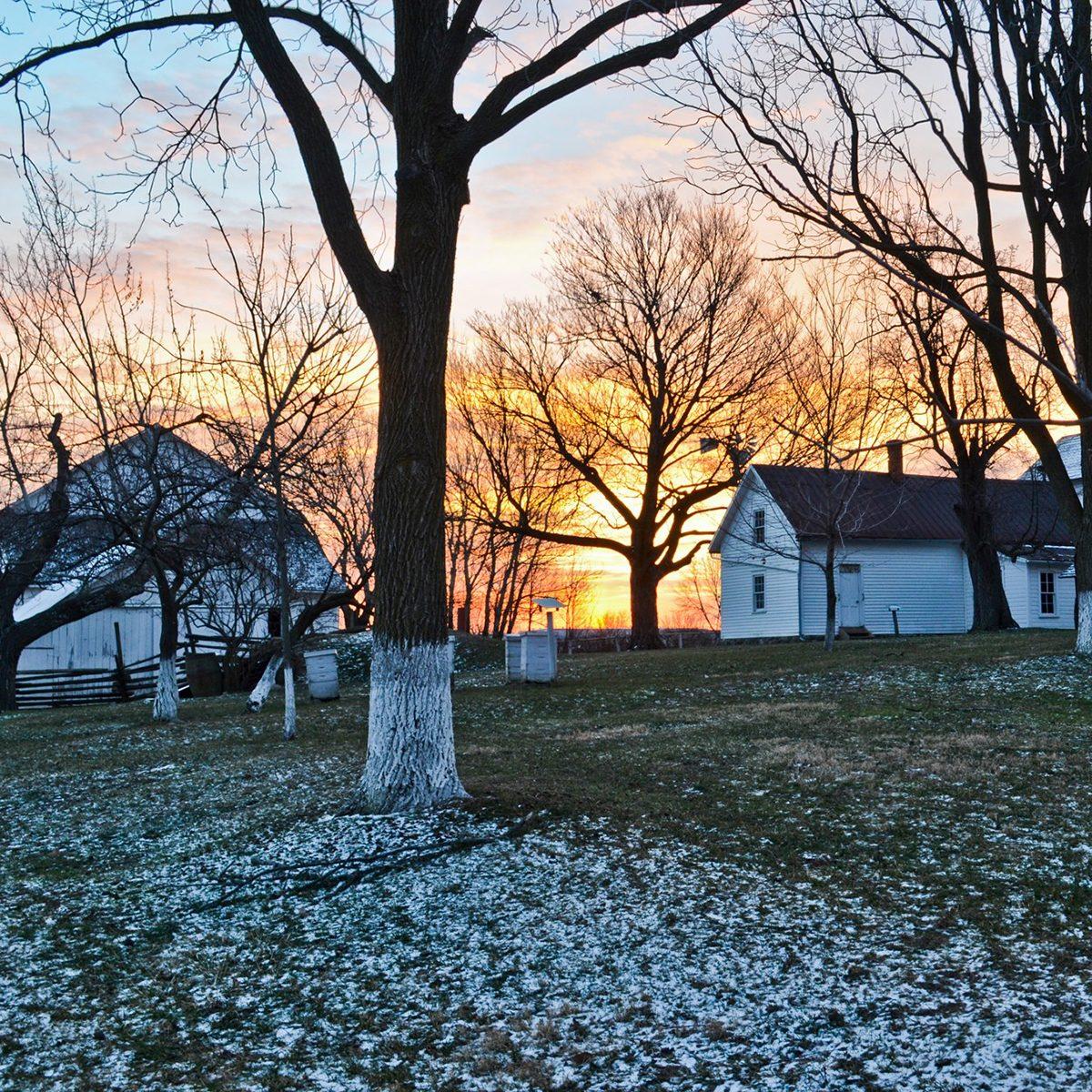 Indiana Amish Acres